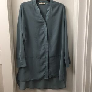 Soft Surroundings Button Down